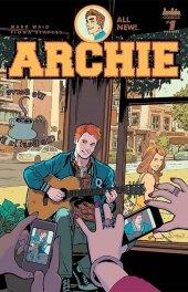 Archie #1 Greg Scott Cover