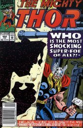 The Mighty Thor #444 Newsstand Edition