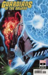 Guardians of the Galaxy #2 1:25 Matteo Scalera Variant