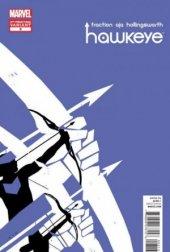 Hawkeye #3 3rd Printing