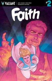 Faith #2 Second Print