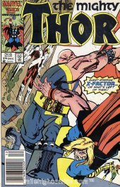 The Mighty Thor #374 Newsstand Edition