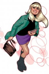 Gwen Stacy #1 Adam Hughes Virgin Variant