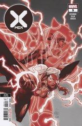 X-Men #5 2nd Printing