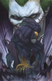 Batman / The Maxx: Arkham Dreams #1 Riccardo Federici Variant
