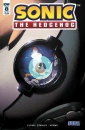 Sonic the Hedgehog #8 Cover B Dutreix