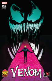 Venom #150 Alamo City Comic Con/Heroes & Fantasies Exclusive Variant