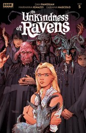 An Unkindness Of Ravens #5