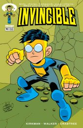 Invincible #98 Giarrusso Variant Cover