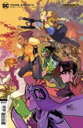 Young Justice #14 Variant Edition