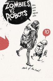 Zombies vs. Robots #10