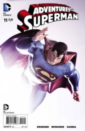 Adventures of Superman #11 Variant Edition