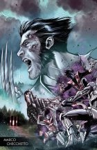 Hunt for Wolverine #1 Checchetto Young Guns Variant