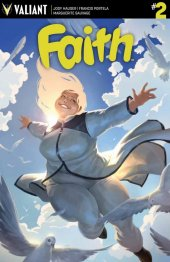 Faith #2 Cover A