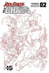 Red Sonja: Age of Chaos #2 1:7 Incentive