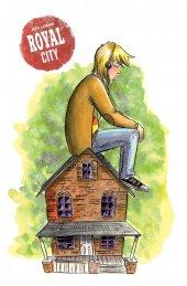 Royal City #14 Cover B Lenox