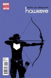 Hawkeye #2 3rd Printing