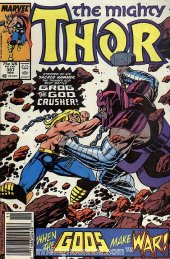 The Mighty Thor #397 Newsstand Edition