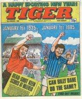 Tiger #January 5th, 1985