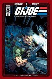 G.I. Joe: A Real American Hero #273 1:10 Incentive