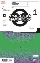 Fallen Angels #1 1:10 Muller Design Variant