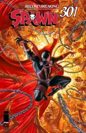 Spawn #301 Cover K Ross