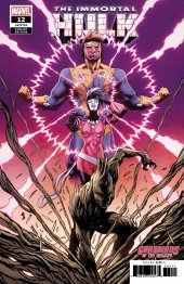 The Immortal Hulk #12 Shaw Guardians of the Galaxy Variant