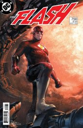 The Flash #750 1980s Variant Edition