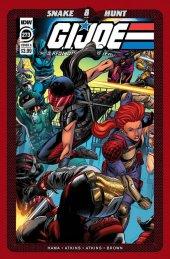 G.I. Joe: A Real American Hero #273 Original Cover