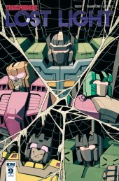 Transformers: Lost Light #9 Cover D