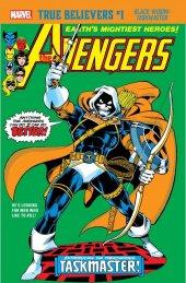 True Believers: Black Widow - Taskmaster #1