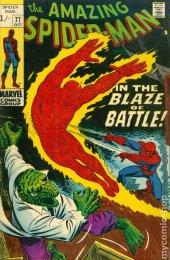 The Amazing Spider-Man #77 UK Edition