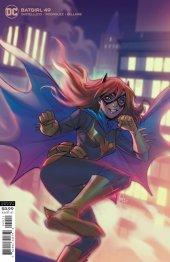 Batgirl #49 Variant Edition
