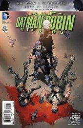 Batman & Robin Eternal #25
