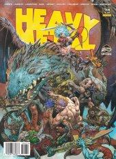 Heavy Metal #300 Cover B  Fabry
