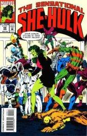 The Sensational She-Hulk #59