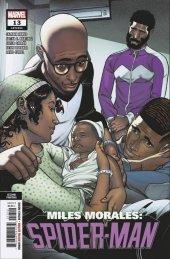 Miles Morales: Spider-Man #13 2nd Printing