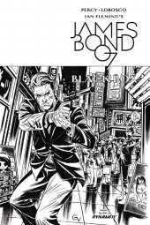 James Bond: Black Box #2 Cover D 1:10 Valletta B&w Inc