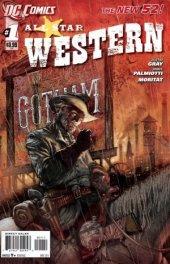 all-star western #1