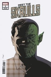 Meet the Skrulls #1 Declan Shalvey Variant