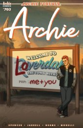 Archie #703 Cover C Zdarsky