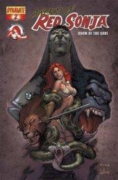 Sword of Red Sonja: Doom of the Gods #2 Mel Rubi Cover