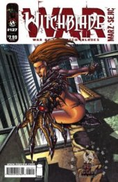 Witchblade #127 Waller Cover B