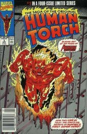 Saga of the Original Human Torch #1