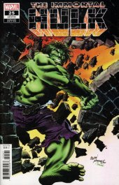 The Immortal Hulk #25 1:100 Hidden Gem Variant Edition