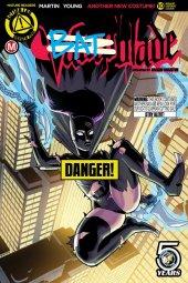 Vampblade #10 Cover B Winston Young Risque