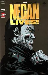 Negan Lives #1 Gold Foil Variant