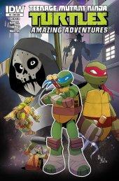 Teenage Mutant Ninja Turtles: Amazing Adventures #6 Subscription Variant