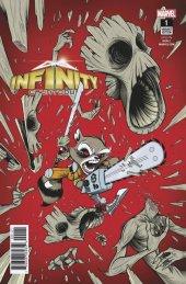 Infinity Countdown #1 Gustavo Duarte Variant