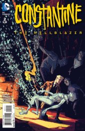 Constantine: The Hellblazer #2